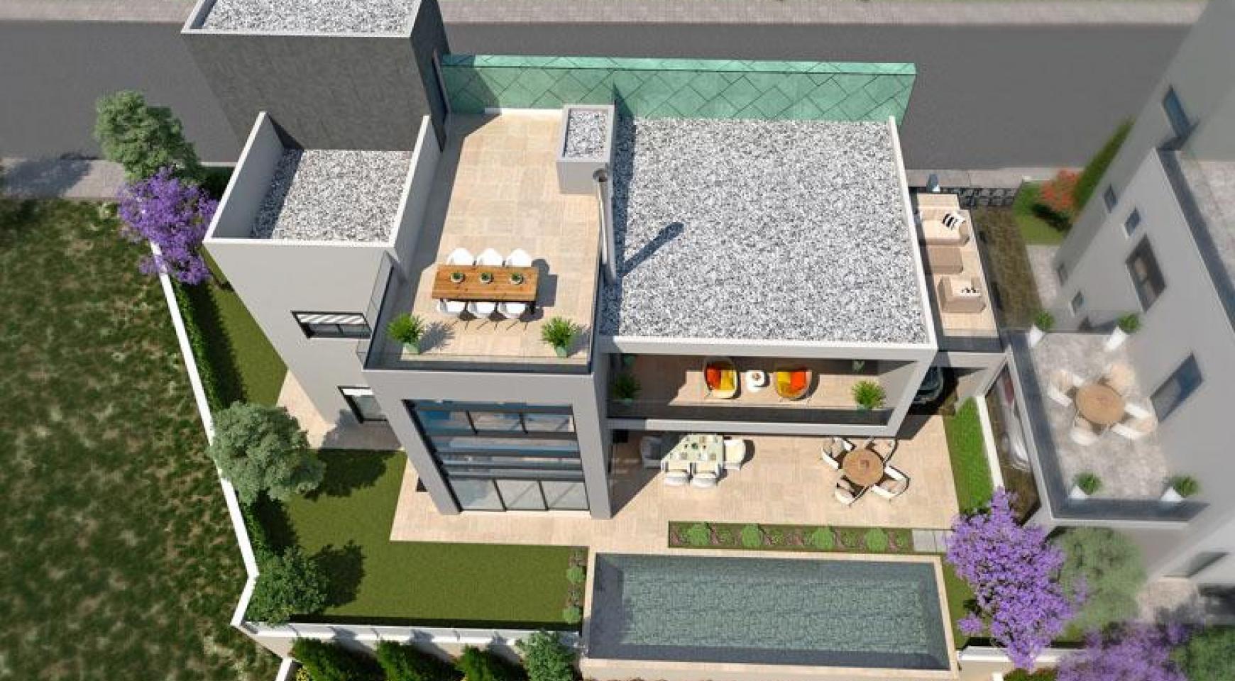 Contemporary 5 Bedroom Villa with Sea Views within a Prestigious Complex - 6