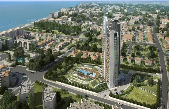 Sky Tower. New Spacious 2 Bedroom Apartment in a Luxury Complex