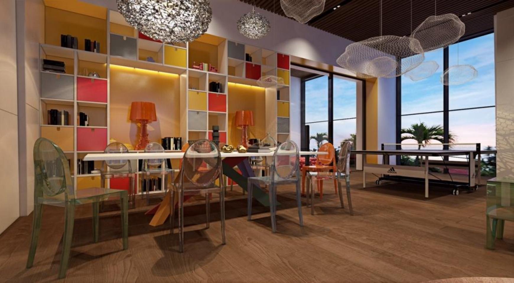 Sky Tower. New Luxury 2 Bedroom Apartment 303 near the Sea - 23