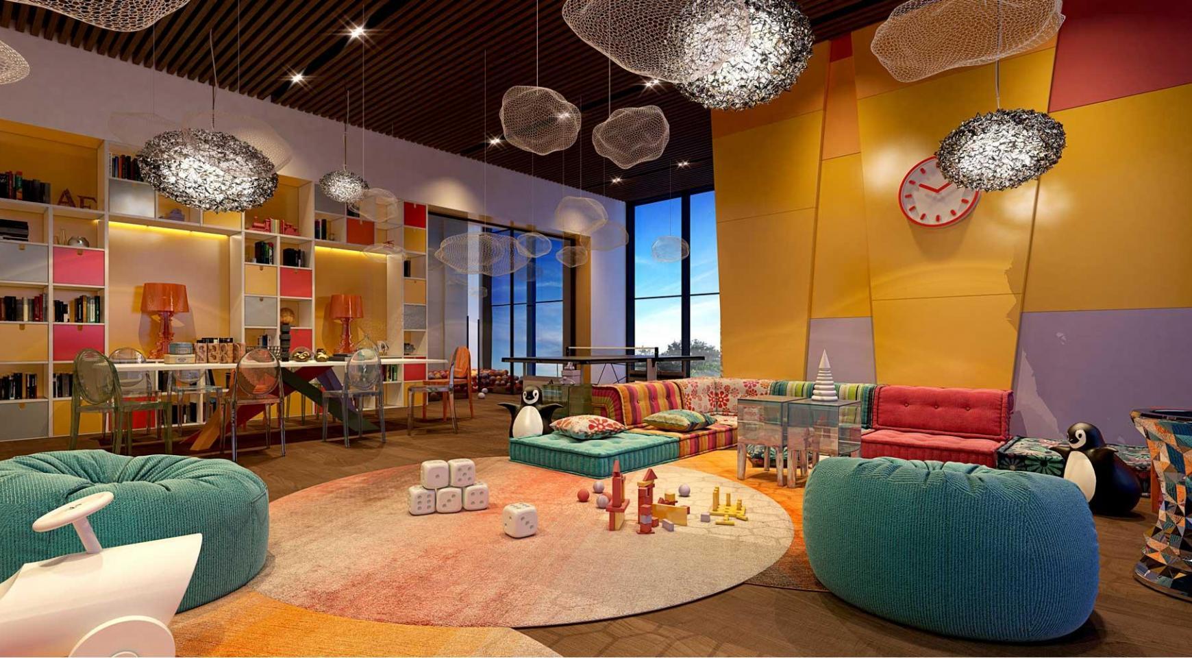 Sky Tower. New Luxury 2 Bedroom Apartment 303 near the Sea - 15