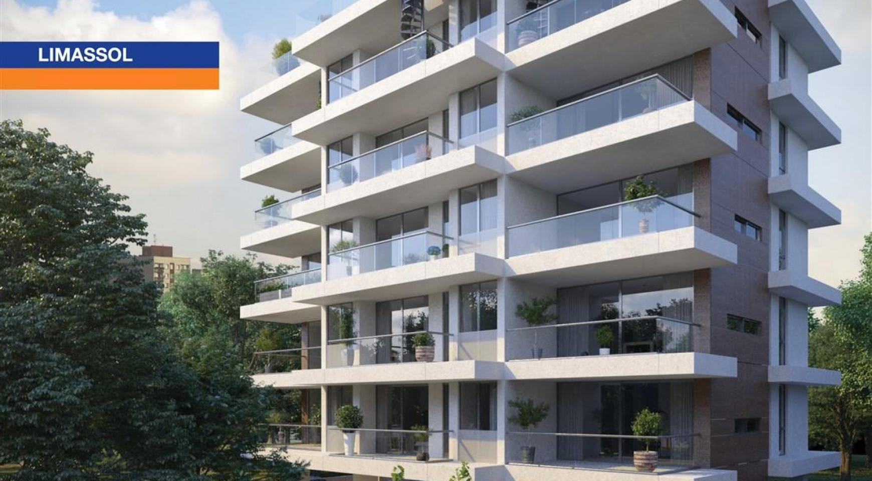 New 3 Bedroom Penthouse in Neapolis Area - 2