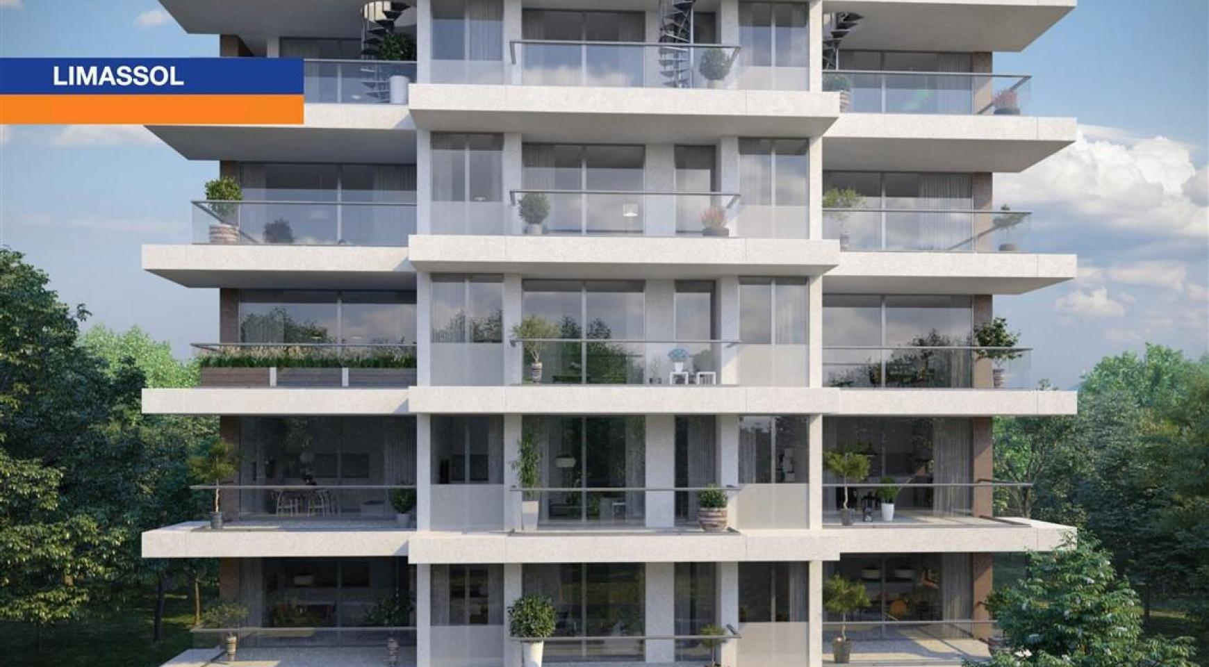New 3 Bedroom Penthouse in Neapolis Area - 3