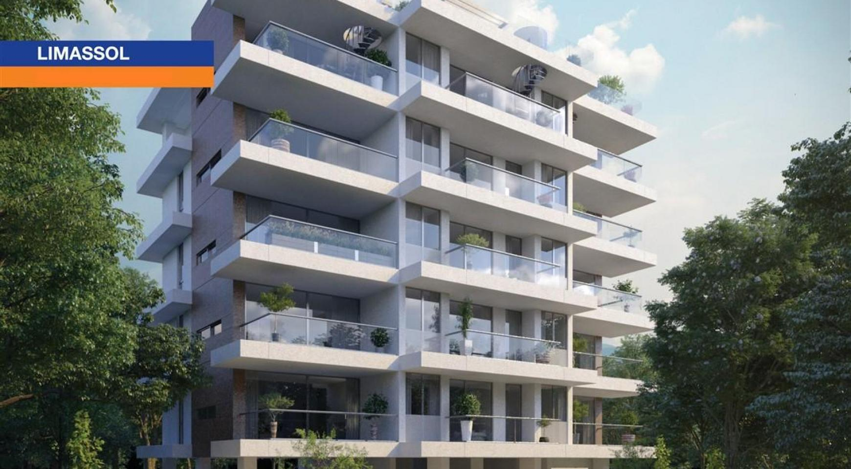 New 3 Bedroom Penthouse in Neapolis Area - 1