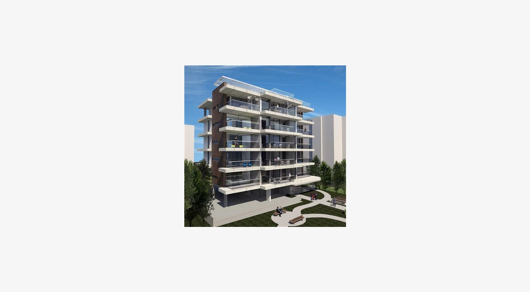 New 3 Bedroom Penthouse in Neapolis Area - 5