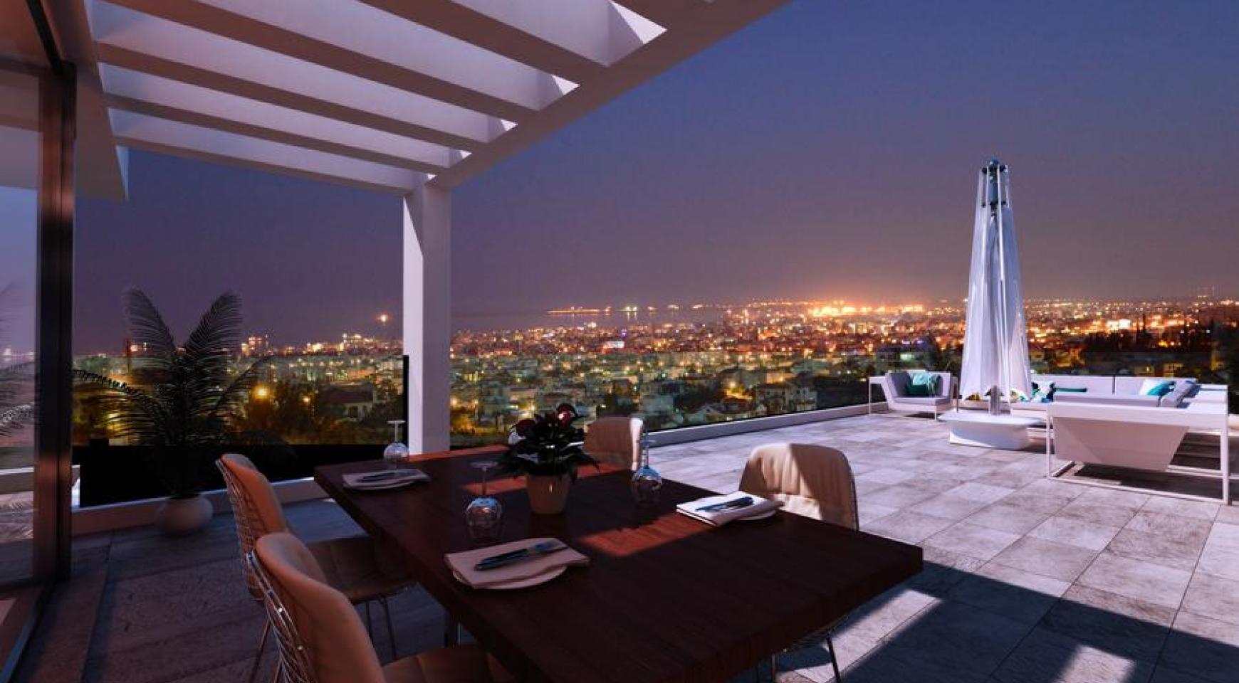New 2 Bedroom Apartment with Garden - 3