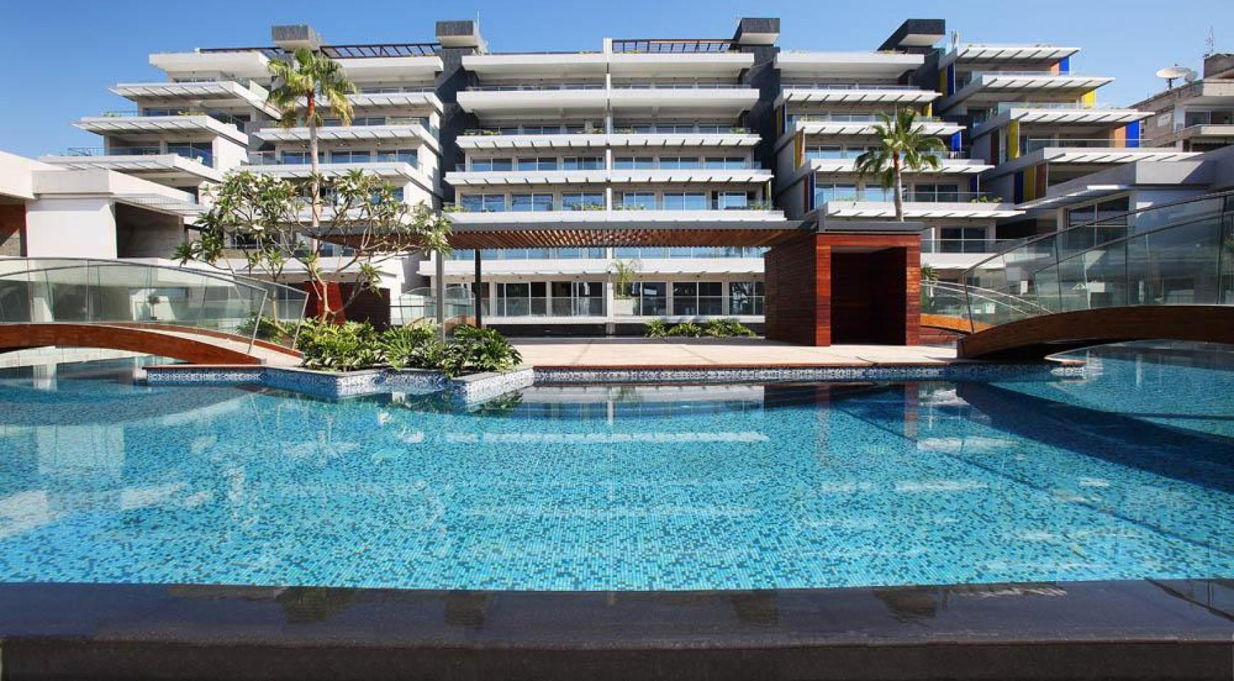 Exclusive 3 Bedroom Apartment with Sea Views - 2