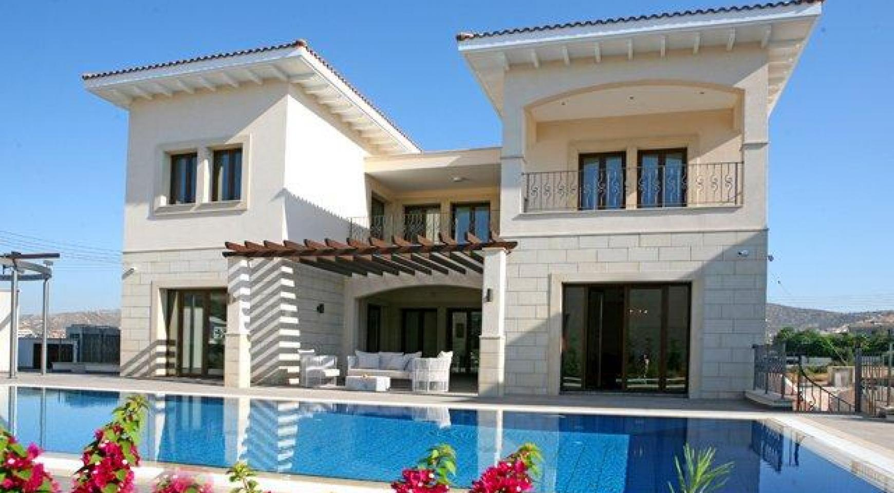 Spacious Luxury 5 Bedroom Villa in Kalogiri Area - 1