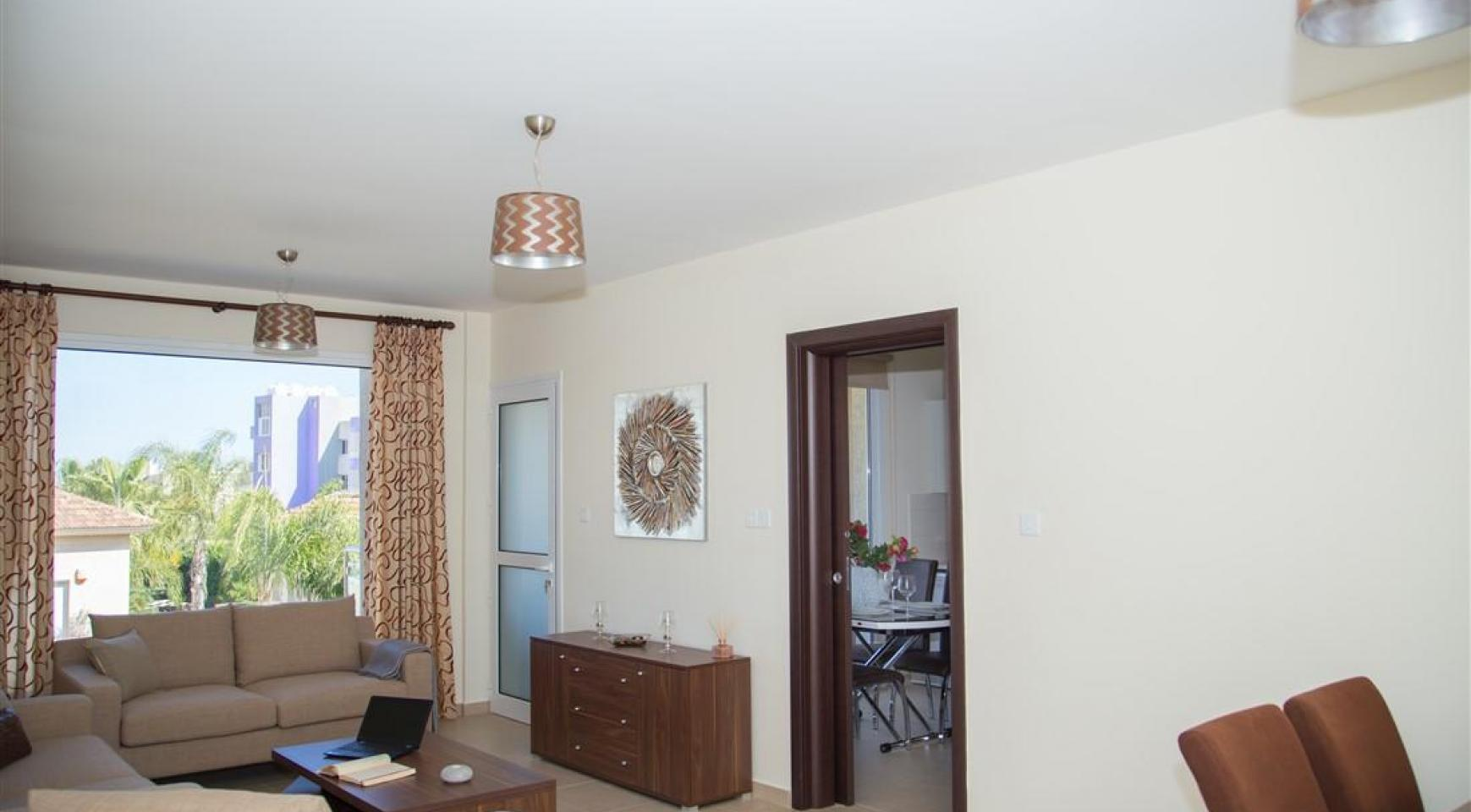 luxury 2 bedroom apartment in the tourist area