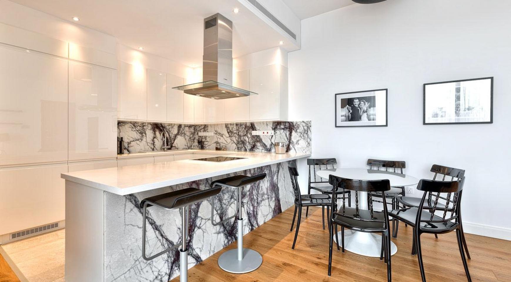 Malibu Residence. Modern 2 Bedroom Apartment 104 in Potamos Germasogeia - 10