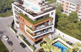 Malibu Residence. Contemporary 2 Bedroom Apartment 201 in Potamos Germasogeia - 20