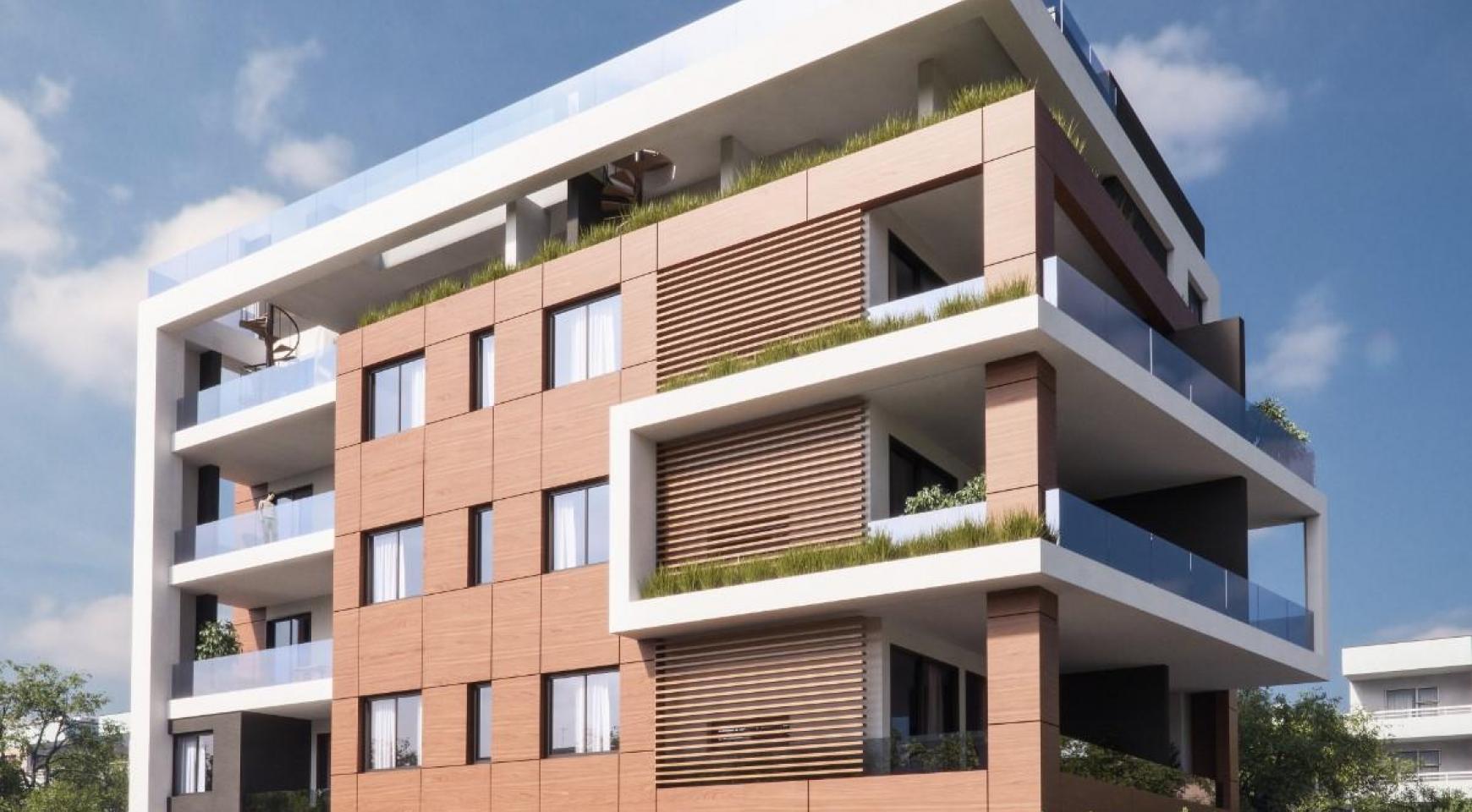 Malibu Residence. Luxury 2 Bedroom Apartment 203 in Potamos Germasogeia - 8