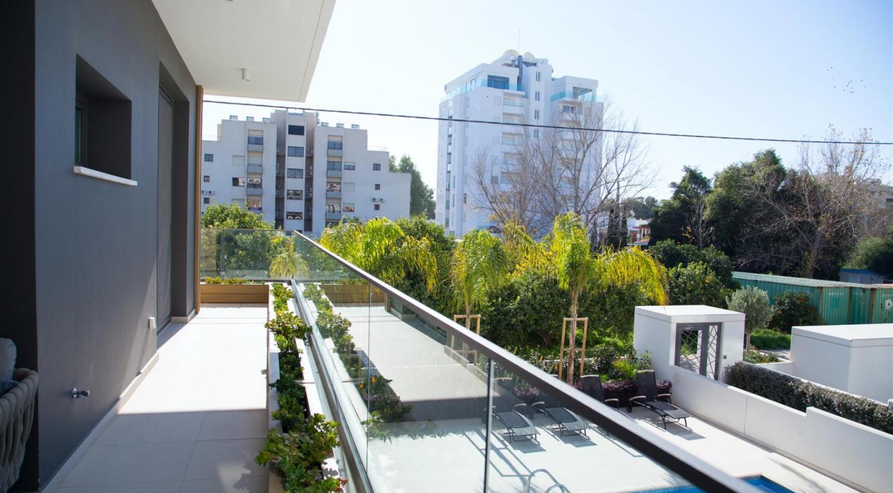 Malibu Residence. Luxury 2 Bedroom Apartment 203 in Potamos Germasogeia - 33
