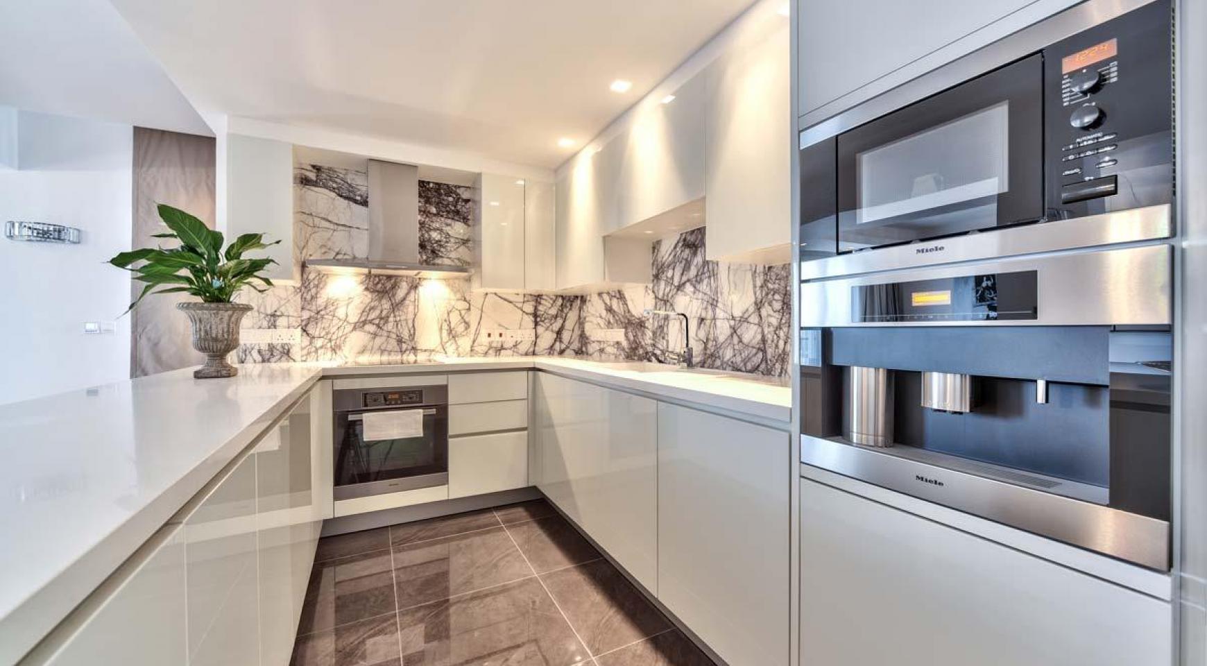 Malibu Residence. Luxury 2 Bedroom Apartment 203 in Potamos Germasogeia - 12