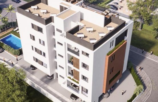 Malibu Residence. Luxury 2 Bedroom Apartment 203 in Potamos Germasogeia