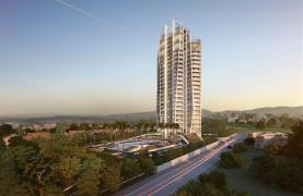 Sky Tower. Modern Spacious One Bedroom Apartment with Sea Views - 10