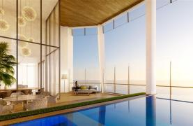 Sky Tower. Modern Spacious One Bedroom Apartment with Sea Views - 9