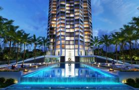 Sky Tower. Modern Spacious One Bedroom Apartment with Sea Views - 11