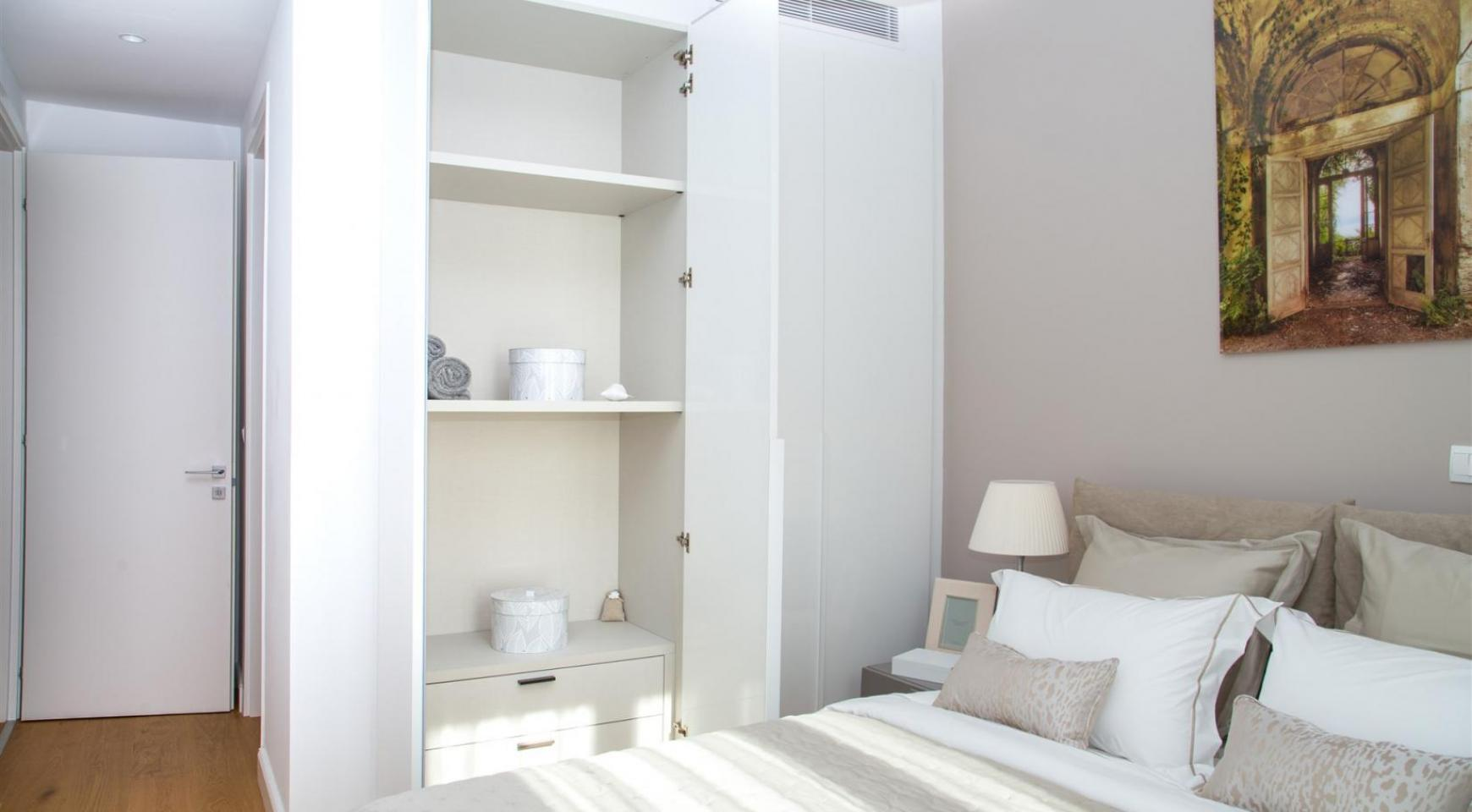 Malibu Residence. Modern 3 Bedroom Apartment 103 in Potamos Germasogeias Area - 27