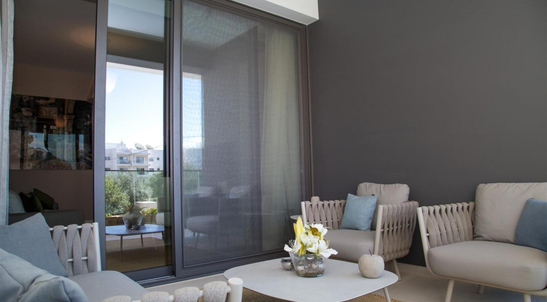 Malibu Residence. Modern 3 Bedroom Apartment 103 in Potamos Germasogeias Area - 25