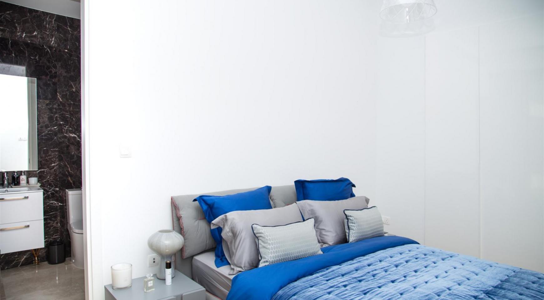 Malibu Residence. Modern 3 Bedroom Apartment 103 in Potamos Germasogeias Area - 23