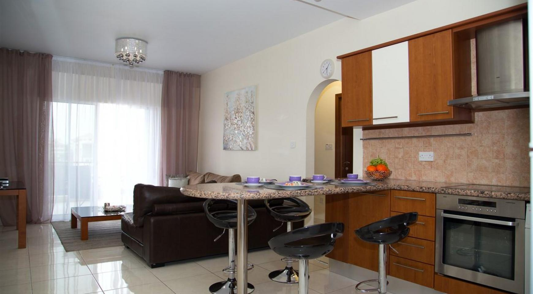 Luxury 2 Bedroom Apartment Mesogios Iris 304 in the Tourist area near the Beach - 7
