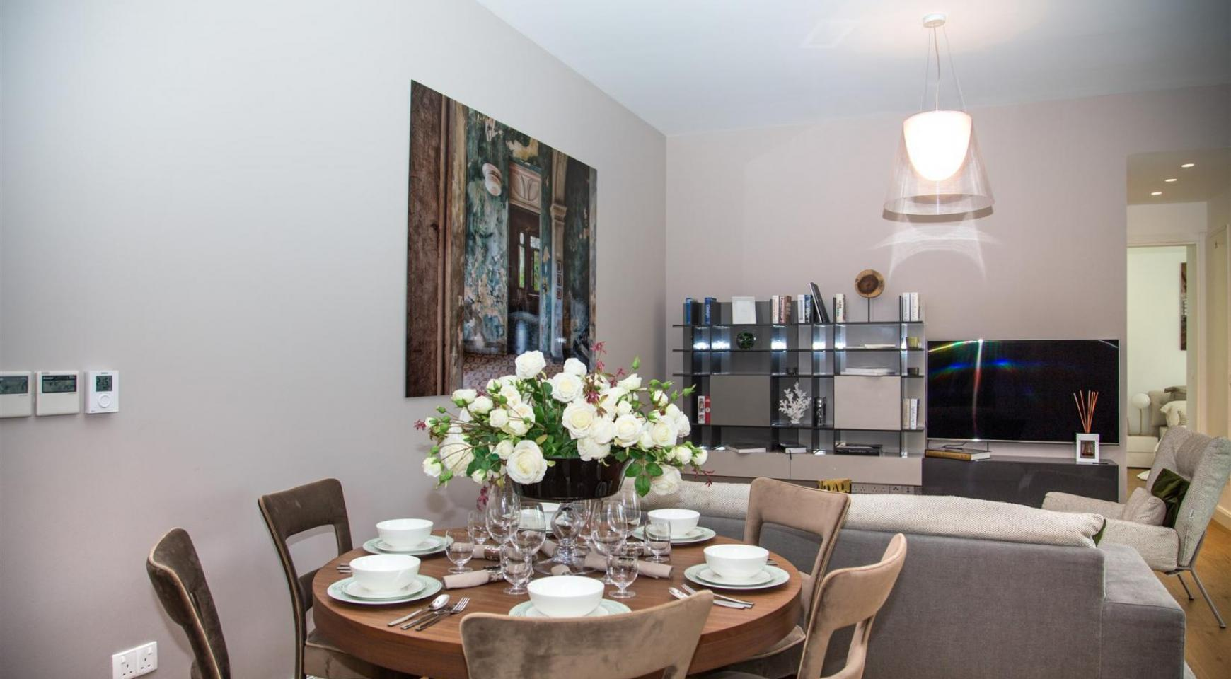 Malibu Residence. Modern One Bedroom Apartment 102 in the Tourist Area - 11