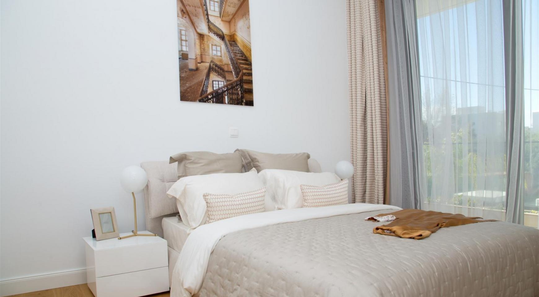 Malibu Residence. Modern One Bedroom Apartment 102 in the Tourist Area - 21