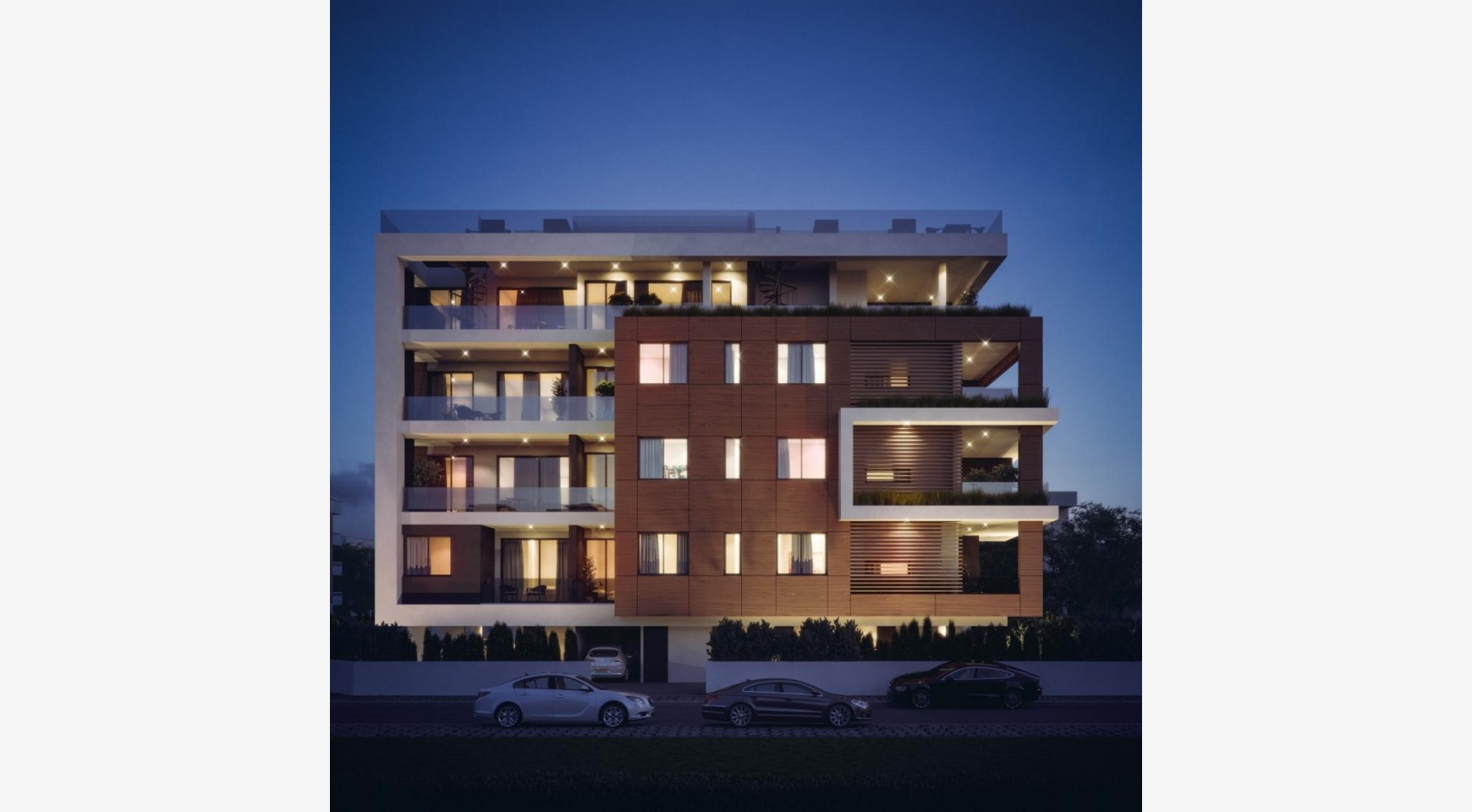 Malibu Residence. Modern One Bedroom Apartment 102 in the Tourist Area - 7