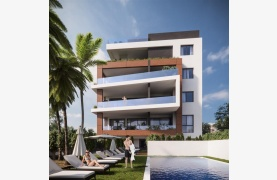 Malibu Residence. Modern 2 Bedroom Apartment 301 within a New Gated Complex - 38