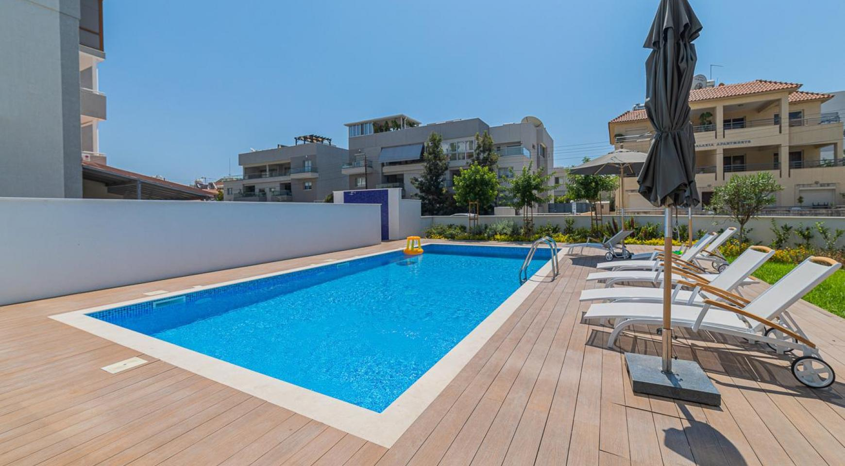 Malibu Residence. Modern 2 Bedroom Apartment 303 in Potamos Germasogeia - 10