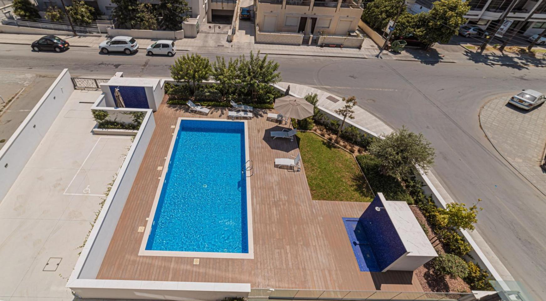 Malibu Residence. Modern 2 Bedroom Apartment 303 in Potamos Germasogeia - 29