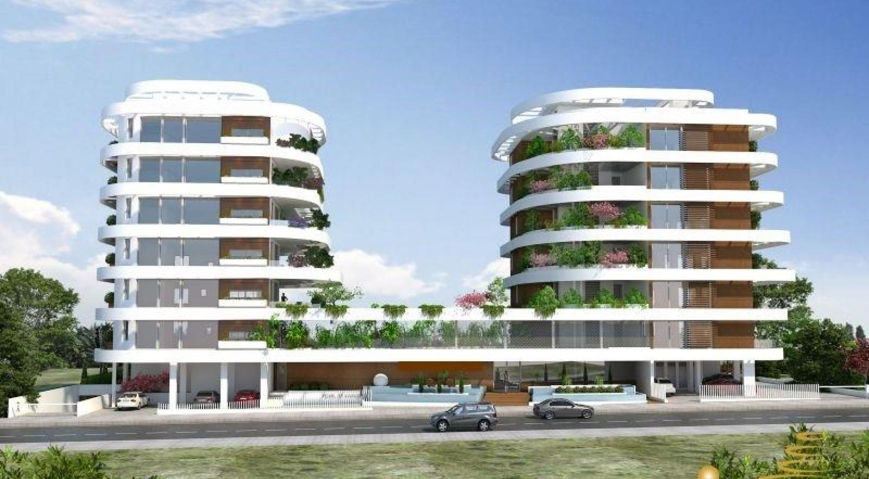 New 2 Bedroom Apartment near the Sea - 2