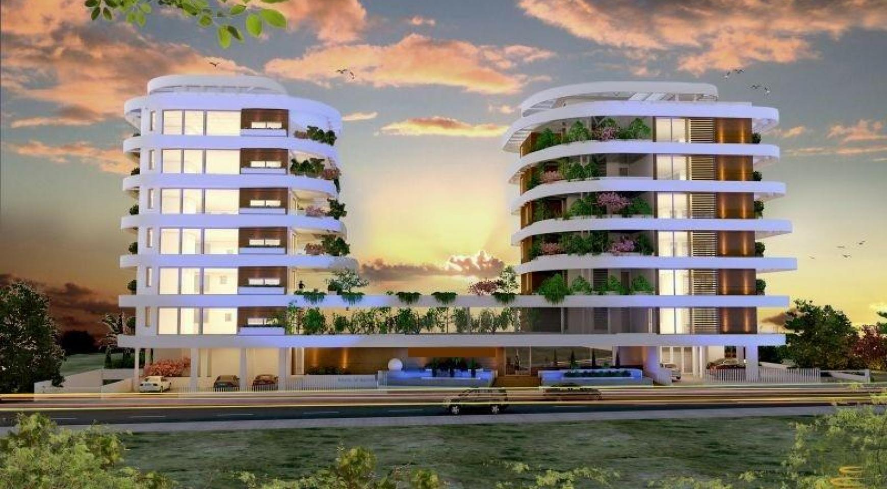 New 3 Bedroom Apartment near the Sea - 2