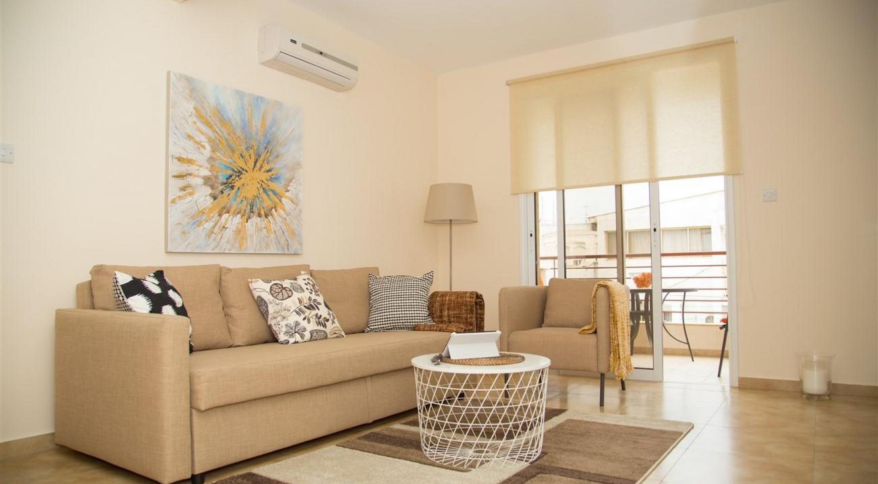 Luxury 2 Bedroom Apartment Frida 201 in the Tourist Area - 1