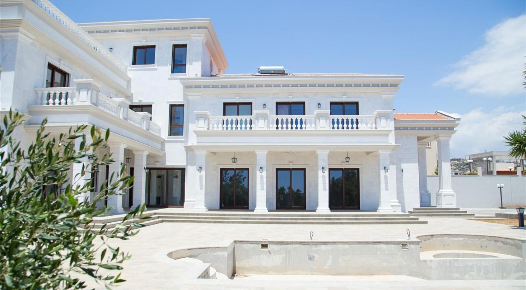 Exclusive 6 Bedroom Villa with Amazing Sea and Mountain Views - 55