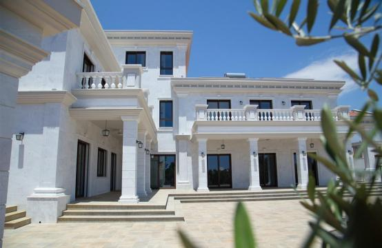 Exclusive 6 Bedroom Villa with Amazing Sea and Mountain Views