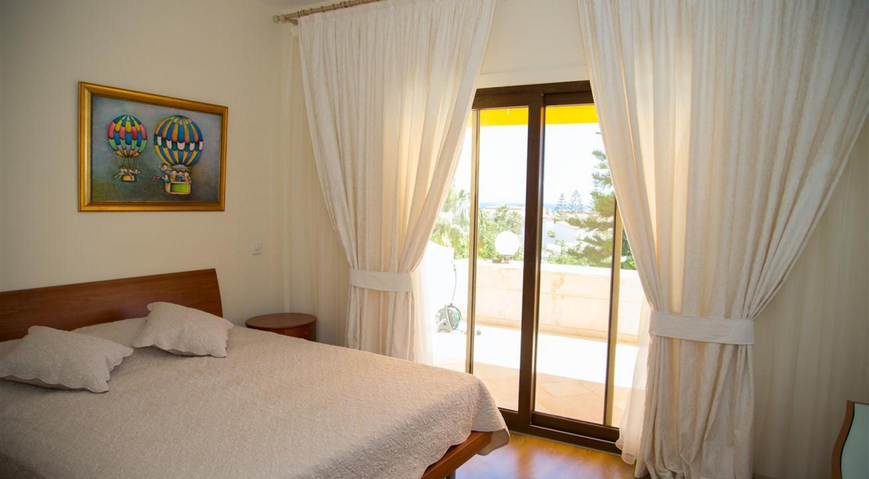 Cozy and Spacious 3 Bedroom Apartment Thera 102 by the Sea - 18