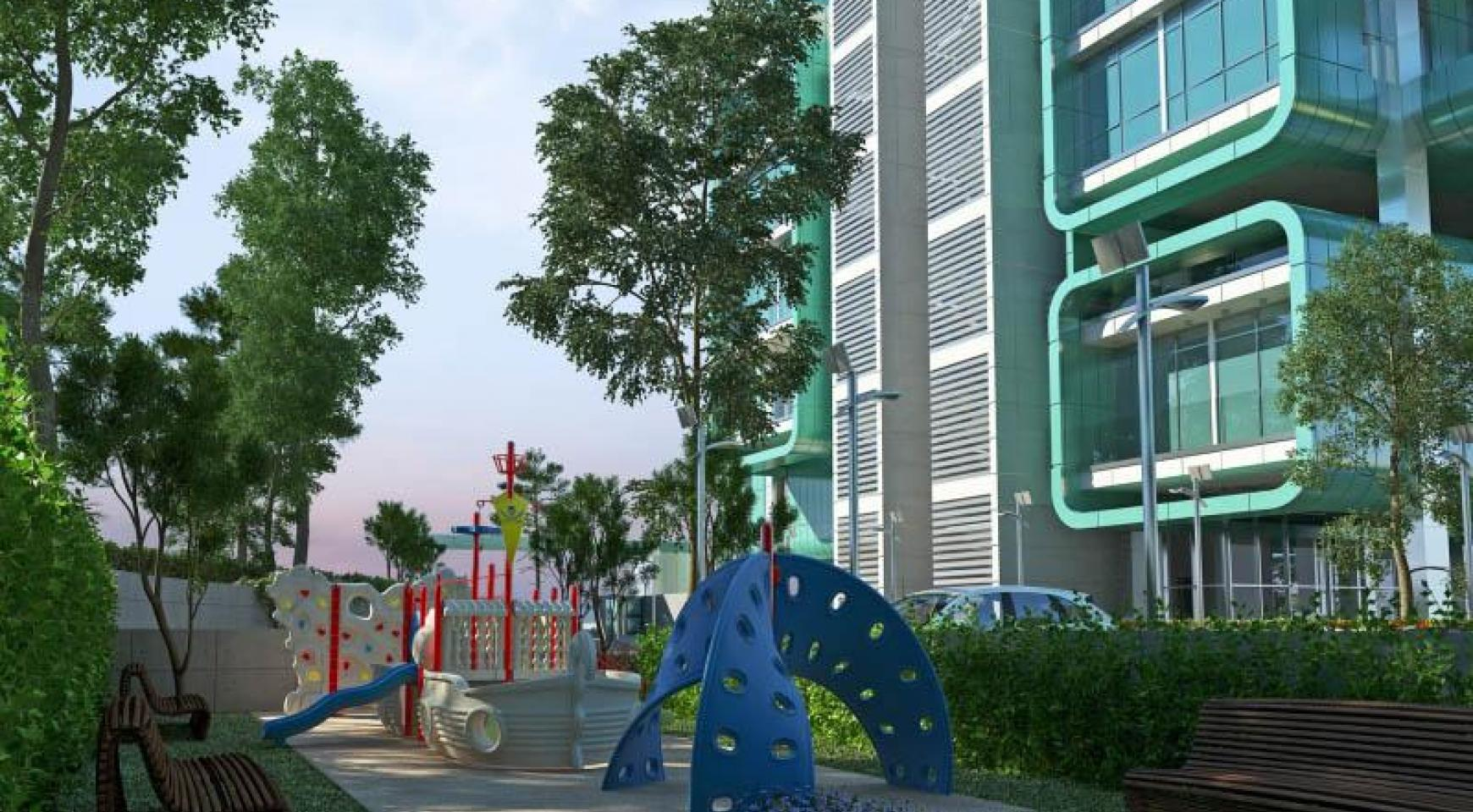 Elite 3 Bedroom Apartment within a New Complex near the Sea - 31