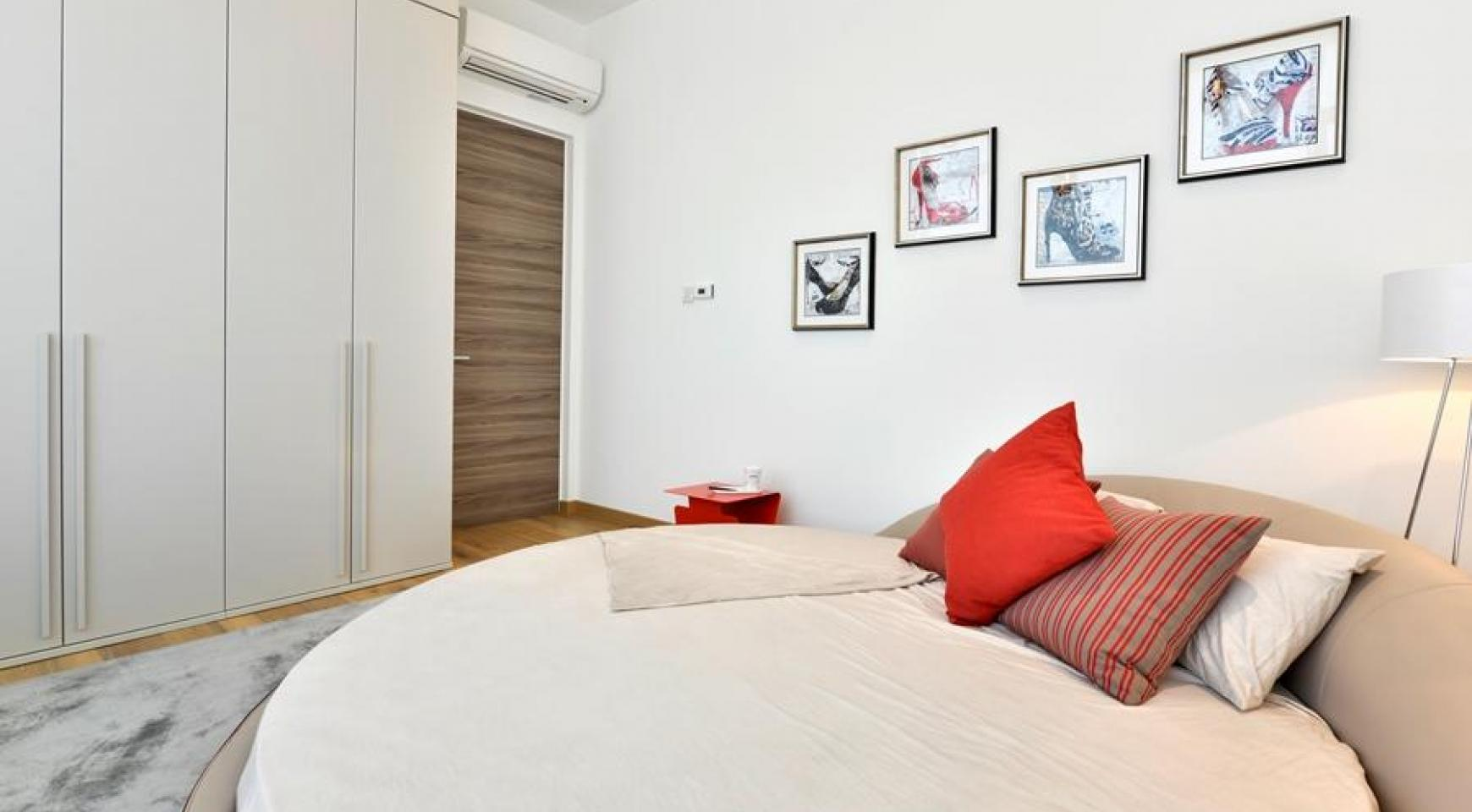 Elite 3 Bedroom Apartment within a New Complex near the Sea - 21