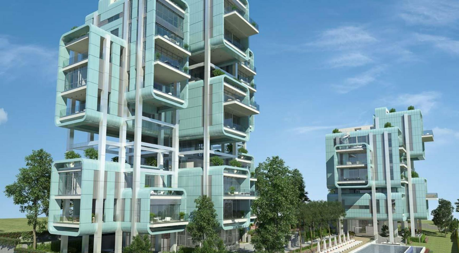 Elite 3 Bedroom Apartment within a New Complex near the Sea - 26