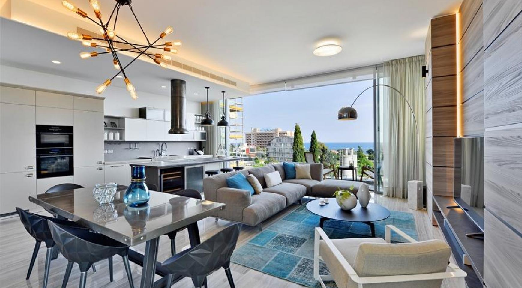 Elite 3 Bedroom Apartment within a New Complex near the Sea - 1