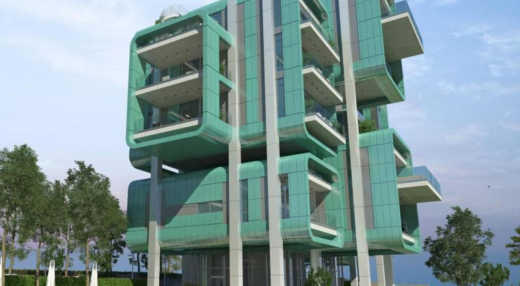 Elite 3 Bedroom Apartment within a New Complex near the Sea - 28