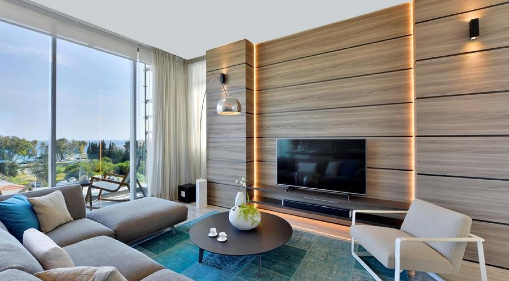Elite 3 Bedroom Apartment within a New Complex near the Sea - 2