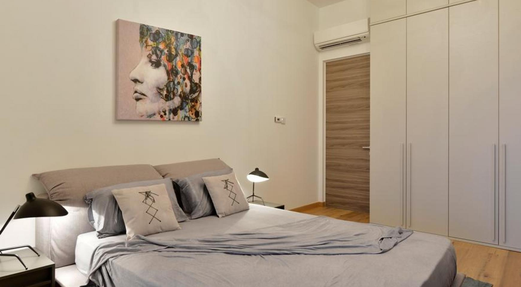 Elite 3 Bedroom Apartment within a New Complex near the Sea - 17