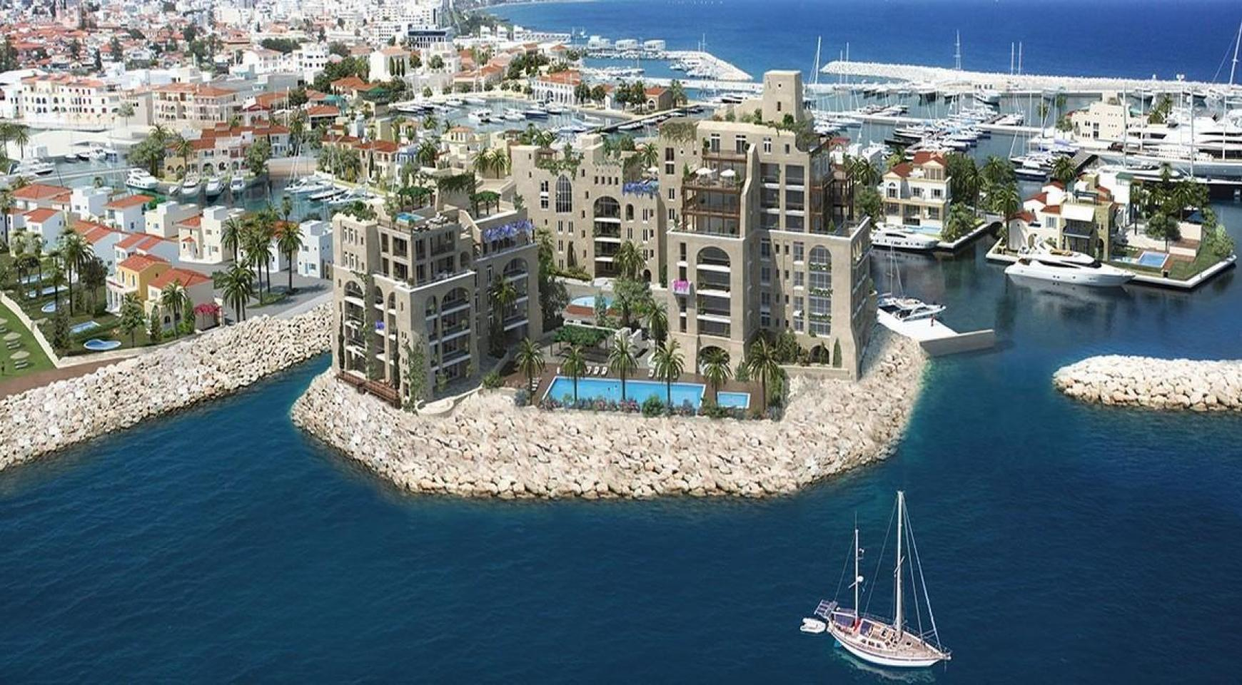 New 3 Bedroom Apartment in an Exclusive Project on the Sea - 2