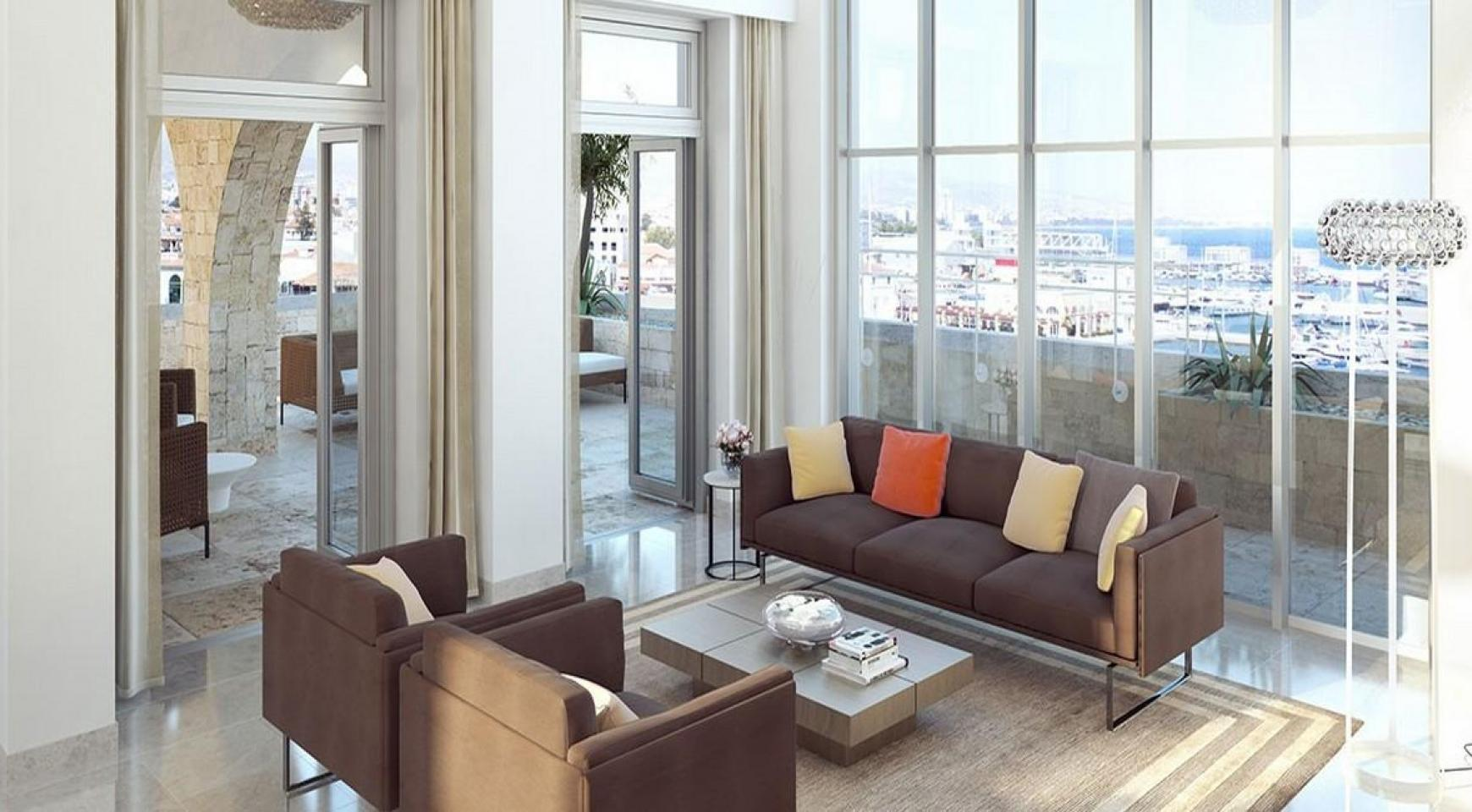 New 2 Bedroom Apartment in an Exclusive Project on the Sea - 4