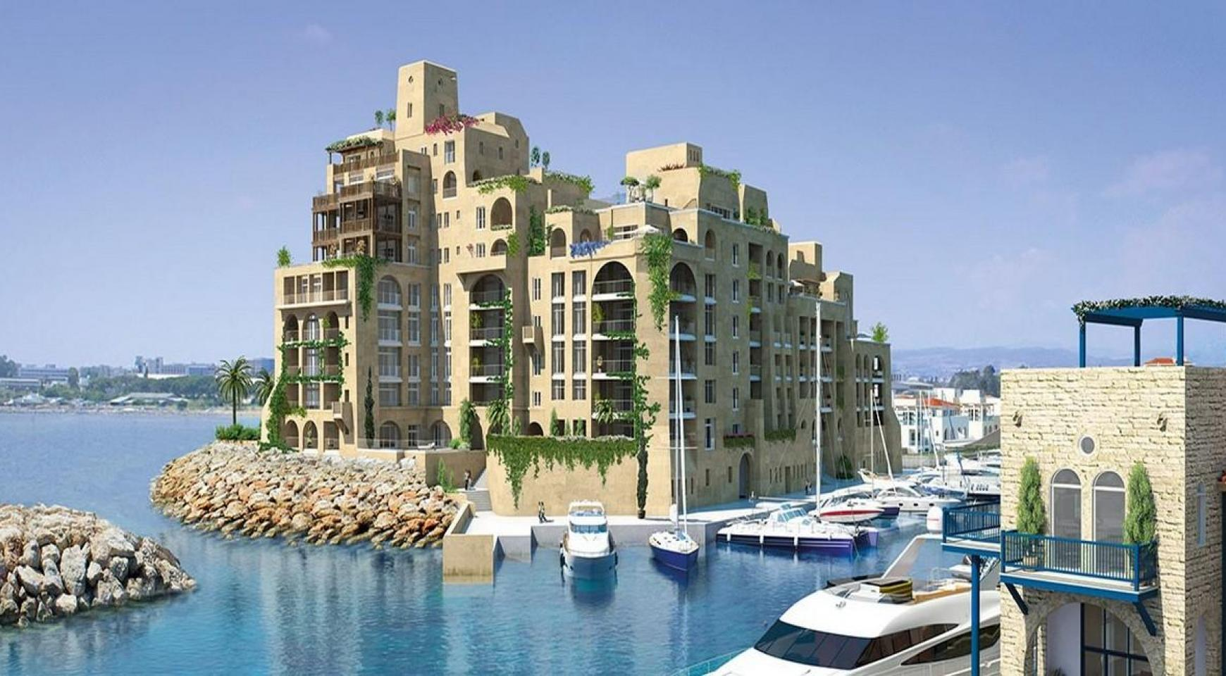 New 2 Bedroom Apartment in an Exclusive Project on the Sea - 1