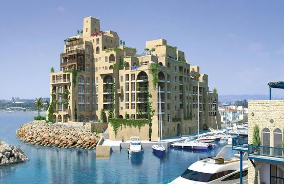 New 3 Bedroom Apartment in an Exclusive Project on the Sea