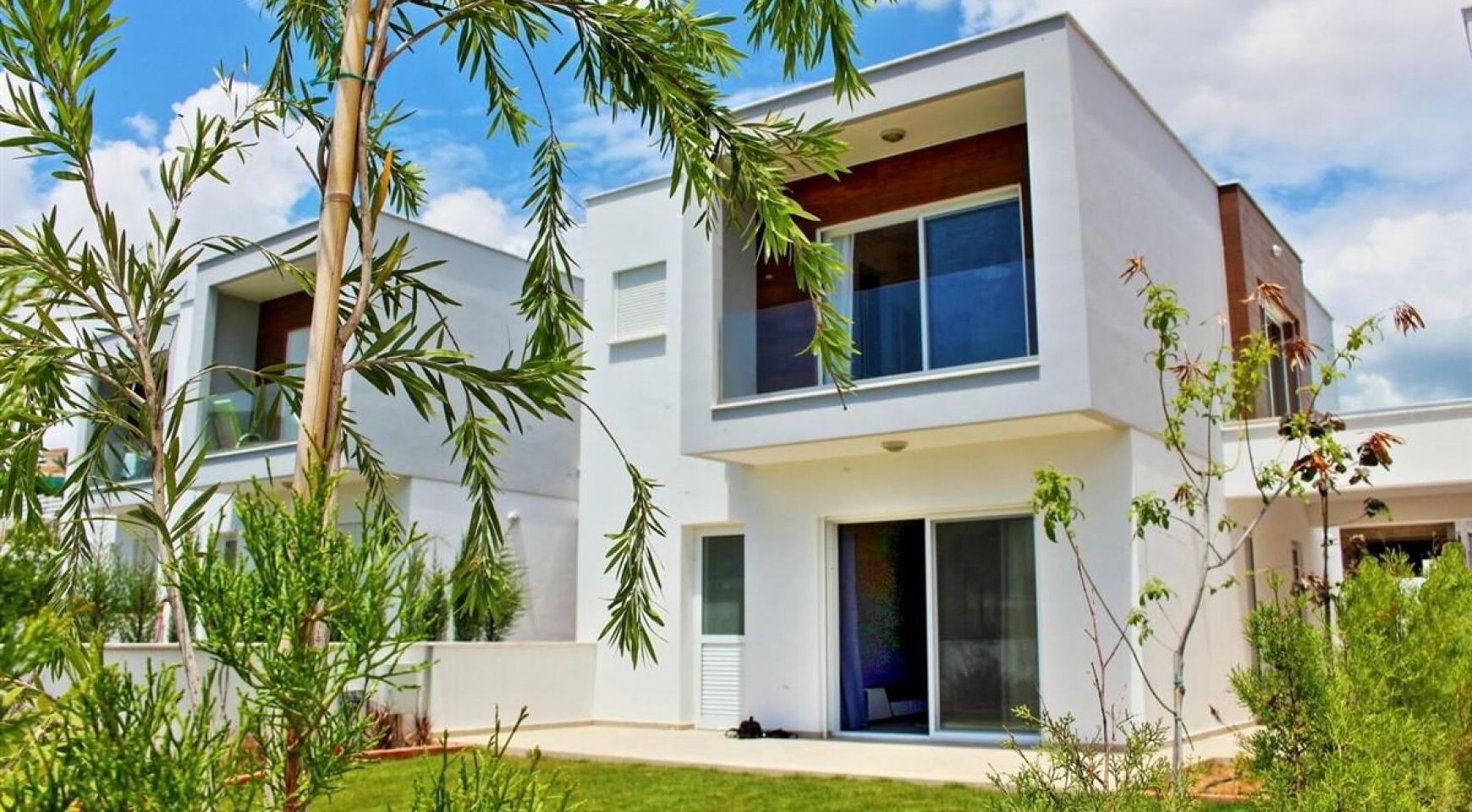 Modern 3 Bedroom Villa with Sea Views in Mouttagiaka Area - 2