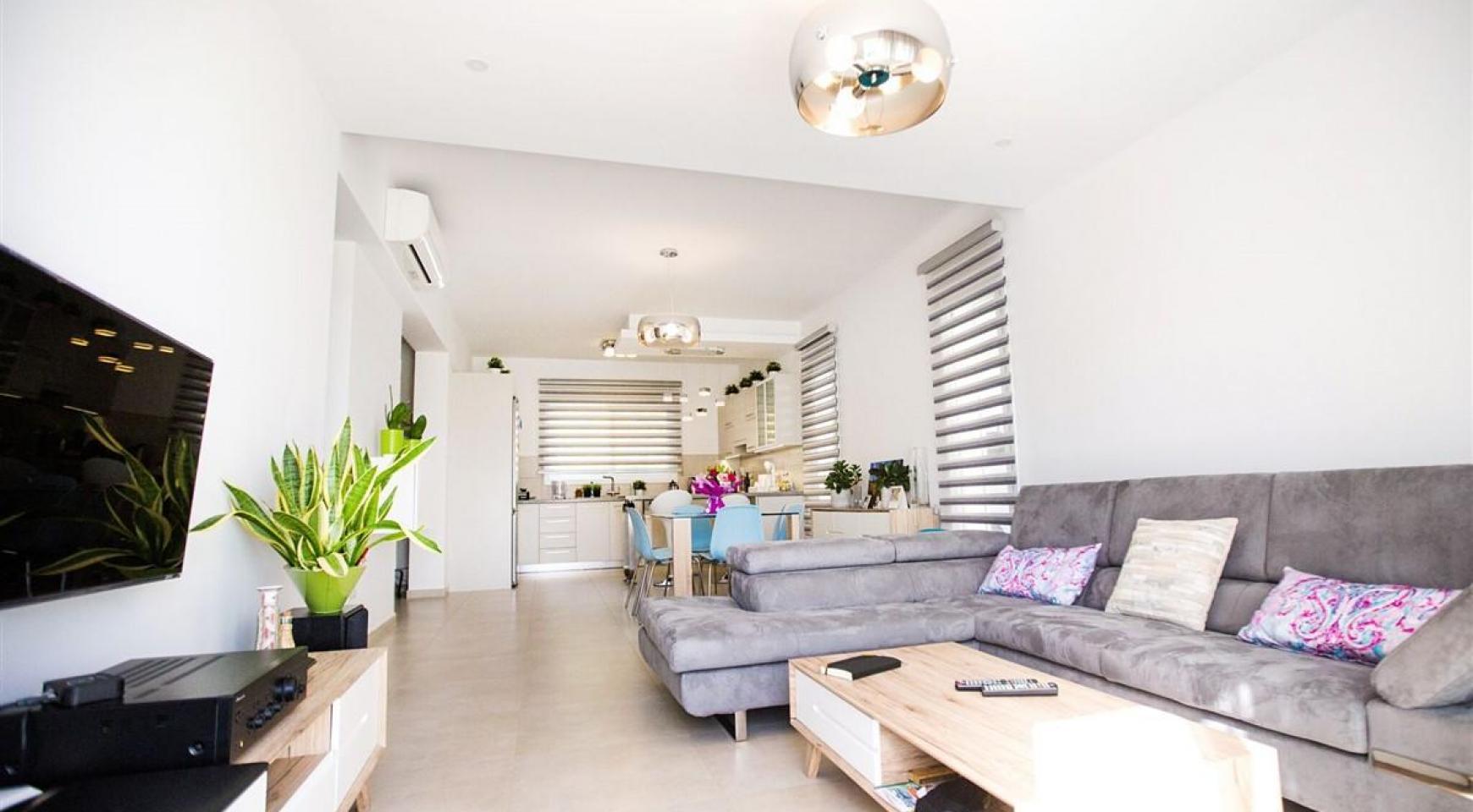 Modern 3 Bedroom Villa with Sea Views in Mouttagiaka Area - 21